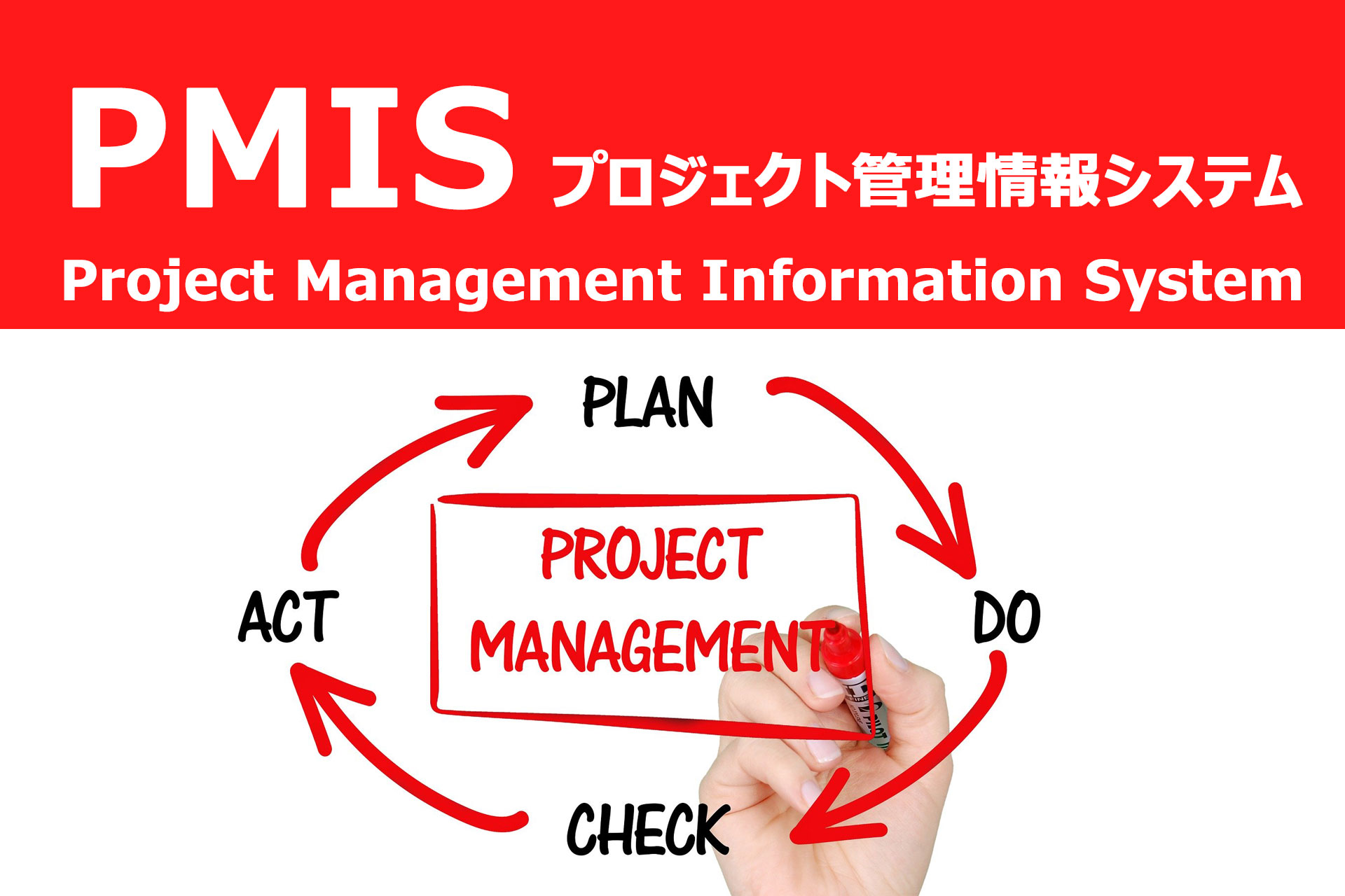 PMIS プロジェクト管理情報システム Project Management Information System